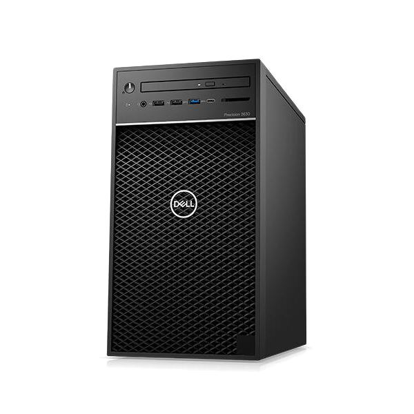 DELL Precision Tower 3630 (Win10Pro 64bit/16GB/Corei7-9700/256GB/P2000/3年保守/Officeなし) DTWS014-006N3