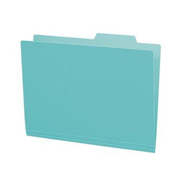 (まとめ)コクヨ 個別フォルダー(カラー・PP製)A4 緑 A4-IFH-G 1パック(5冊)【×20セット】
