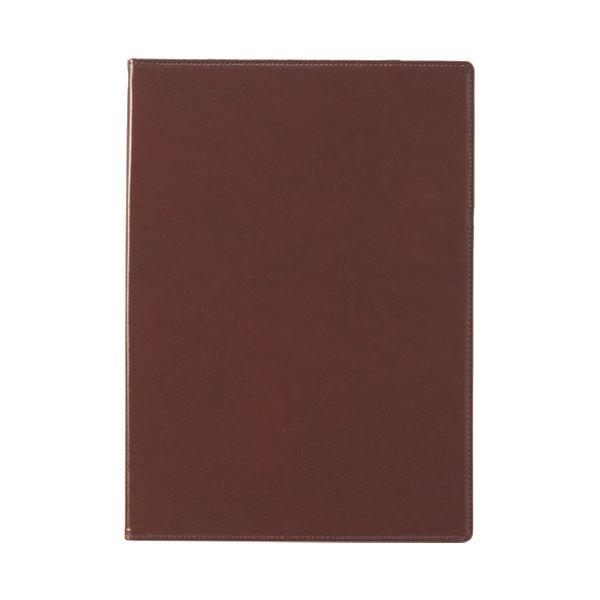 (まとめ)セキセイ ベルポスト クリップF BP-5724-40 ブラウン【×5セット】