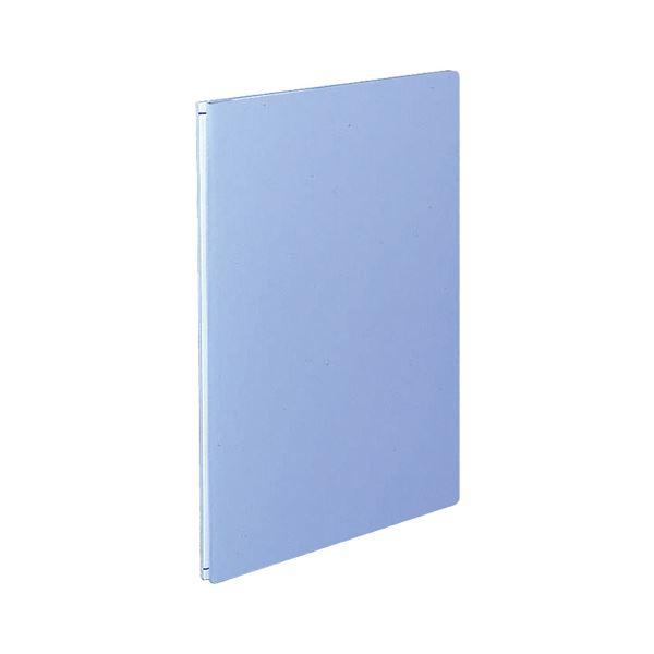 (まとめ) コクヨ 保存ファイル A4タテ800枚収容 背幅20~100mm 青 フ-G80B 1パック(3冊) 【×30セット】