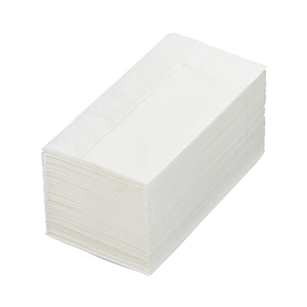 TANOSEE ペーパーナプキン8つ折2PLY 1セット(5000枚:1000枚×5ケース)