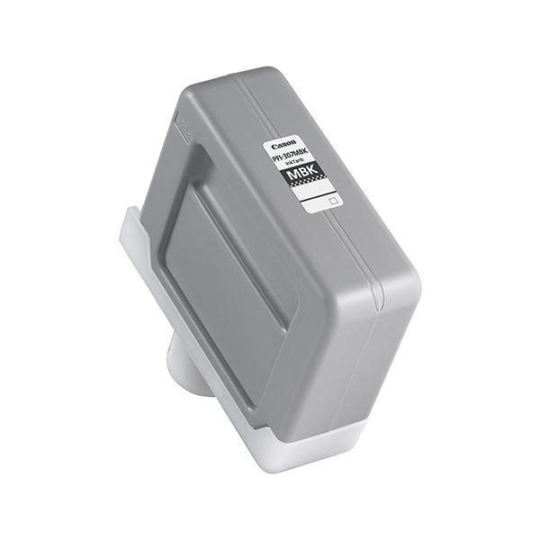 (まとめ) キヤノン Canon インクタンク PFI-307MBK 顔料マットブラックインク 330ml 9810B001 1個 【×5セット】