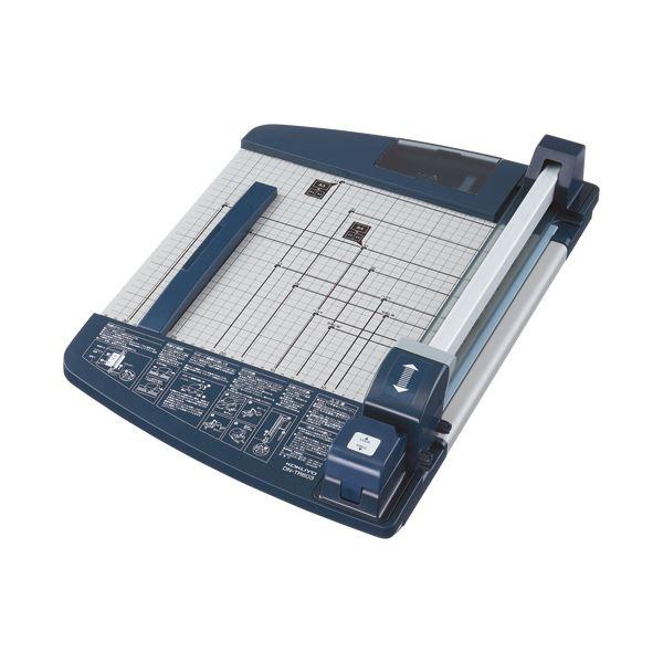 コクヨ ペーパーカッター ロータリー式チタン加工刃 60枚切 A4 DN-TR603 1台