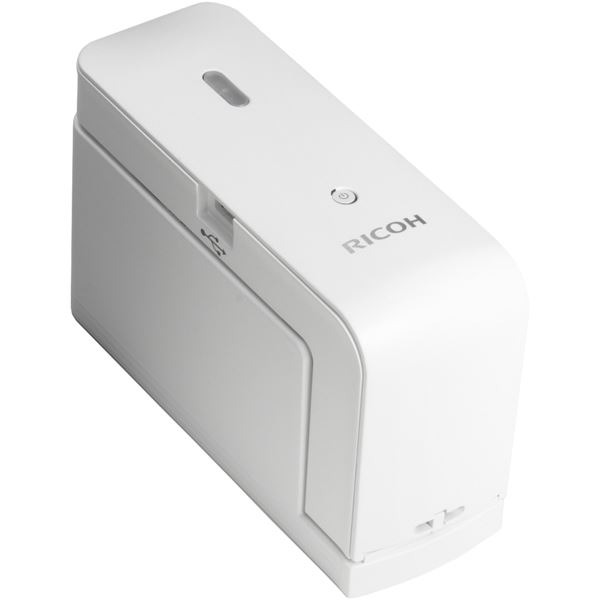 【スーパーSALE限定価格】RICOH Handy Printer White