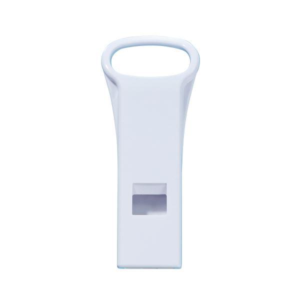 (まとめ) ライオン事務器レスキュー名札用ホイッスル ホワイト NF-1(W) 1セット(10個) 【×10セット】
