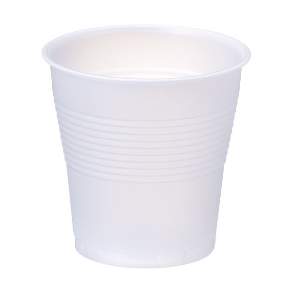 サンナップ プラストカップ 165ml(5オンス)C16100P 1セット(3000個:100個×30パック)