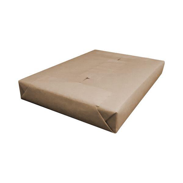 (まとめ)王子製紙 OKトップコートマットN菊八(234×316mm)T目 81.4g 1冊(500枚) 【×2セット】