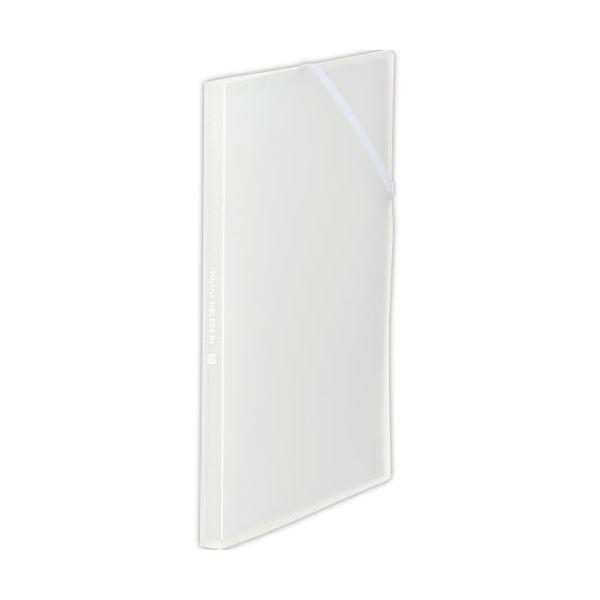 1冊 6171-3Tトウ クリアーファイルホルダーイン 12ポケット (まとめ) キングジム 透明 【×30セット】 A4タテ