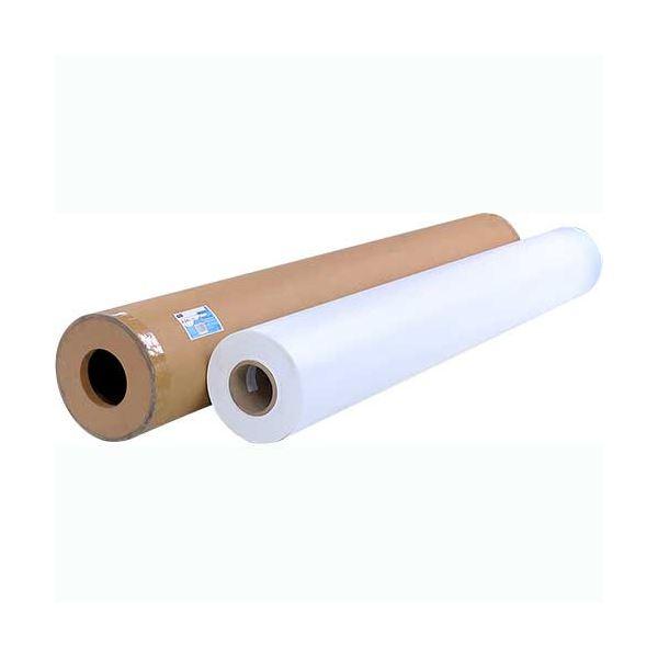 【スーパーSALE限定価格】TANOSEE ラテックスプリンタ用高強度ターポリン 54インチロール 1370mm×50m 3インチコア 1本