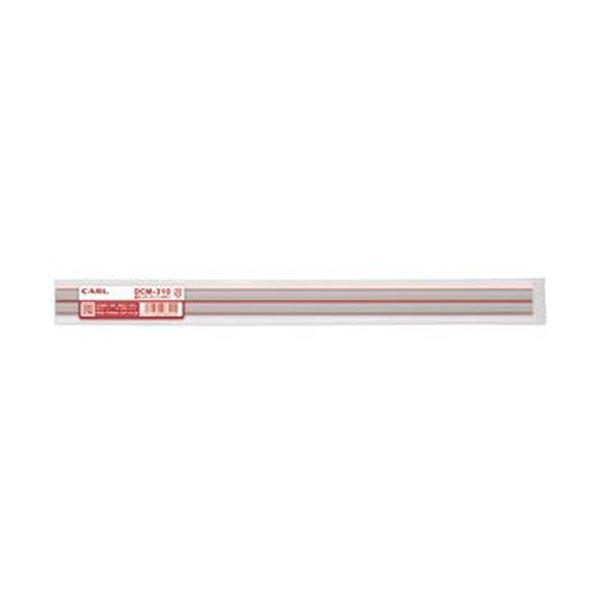 (まとめ)カール事務器 ディスクカッター専用替カッターマット A4用 DCM-310 1パック(4枚)【×10セット】