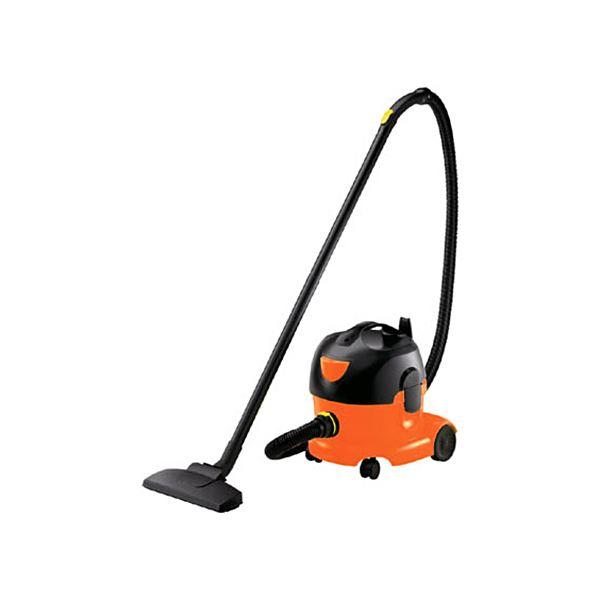 オフィスのカーペット清掃。ホテルの客室清掃。店舗床の埃や糸くずなど。 TRUSCO 乾式クリーナーTKC-1200 1台