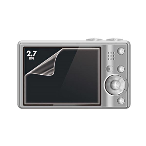 (まとめ) サンワサプライ 液晶保護反射防止フィルム2.7型 DG-LC8 1枚 【×30セット】