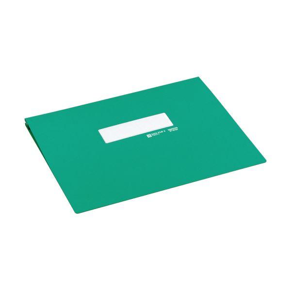 コクヨ データファイルA アンバースト用Y11~15×T11 1000枚収容 緑 EF-251SNG 1セット(10冊)