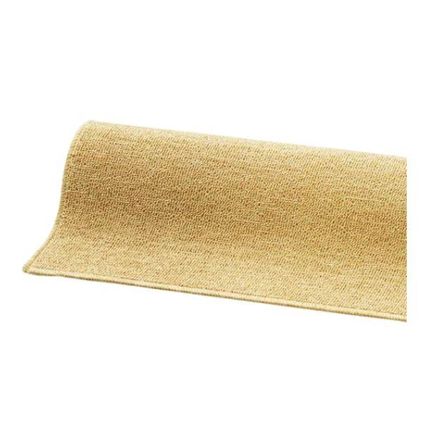 アイボリーベージュ 防音・はっ水・抗菌防臭カーペット 本間6畳(約286×382cm)