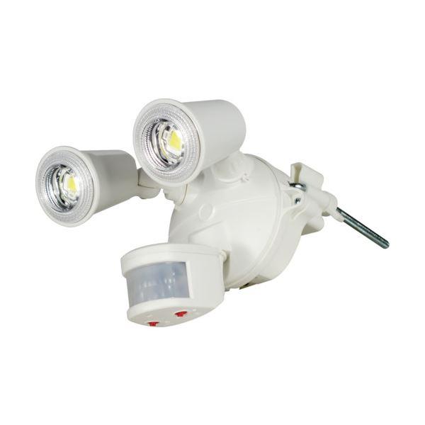 日動工業 LEDセンサーライトクラブアイ 20W SLS-CE20W-2P 1台