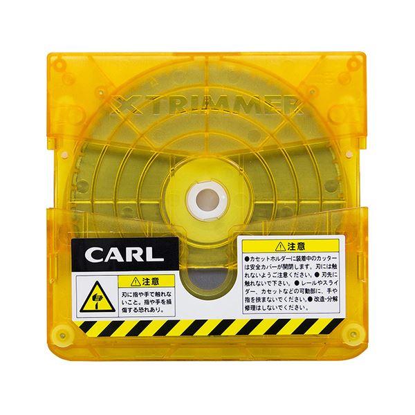 (まとめ) カール事務器 トリマー替刃 ミシン目TRC-610 1個 【×10セット】