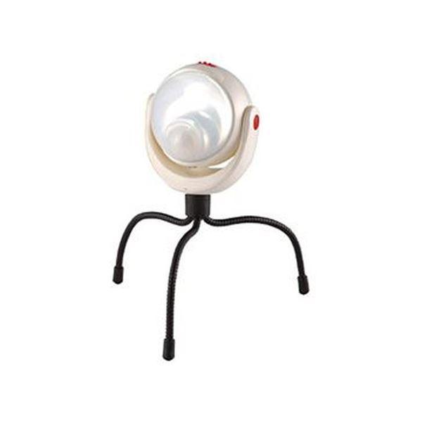(まとめ)ムサシ ライテックス調色調光LEDどこでもセンサーライト ASL-095 1台【×3セット】