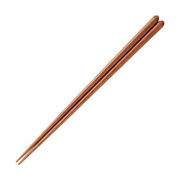 (まとめ)イシダ 食洗機対応 塗鉄木 23cm1膳【×50セット】