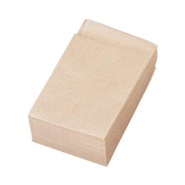 (まとめ)TANOSEE ペーパーナプキン6つ折未晒 1パック(1000枚:100枚×10袋)【×20セット】