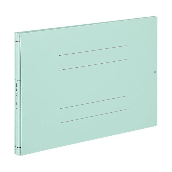 (まとめ) コクヨガバットファイル(活用タイプ・紙製) A4ヨコ 800枚収容 背幅14~94mm 青 フ-V95NB 1冊 【×30セット】