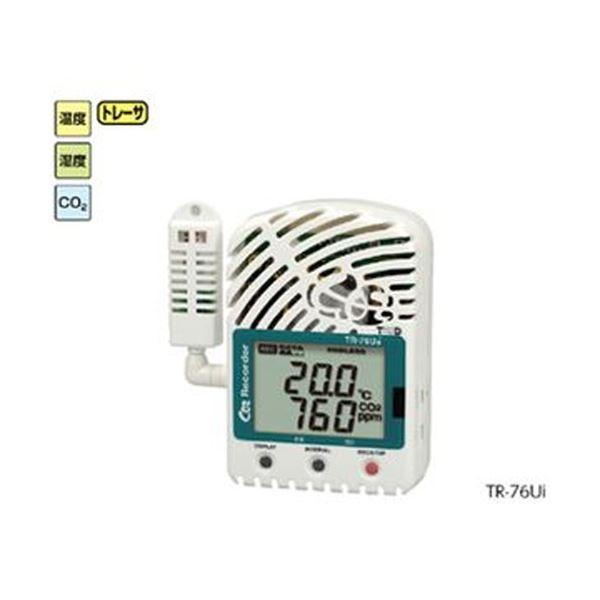 【スーパーSALE限定価格】おんどとり USB TR-76Ui