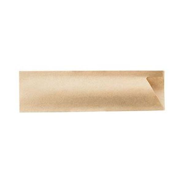 (まとめ)きんだい 箸袋 ハカマ 未晒無地 1パック(500枚)【×20セット】