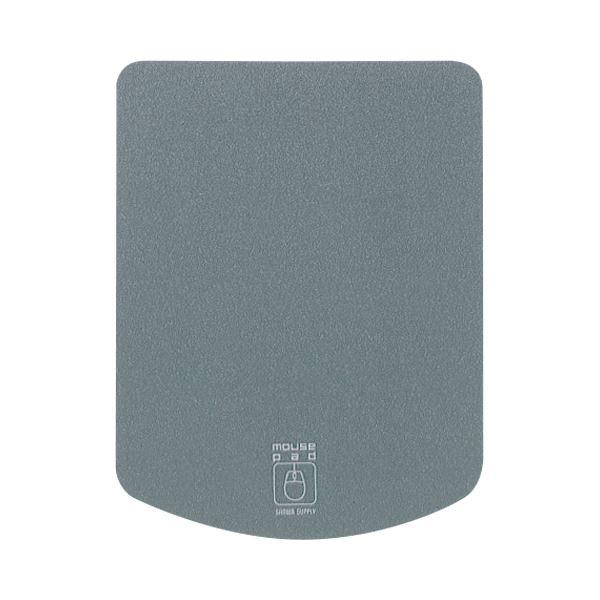 (まとめ) サンワサプライ マウスパッド グレーMPD-T1GY 1枚 【×30セット】