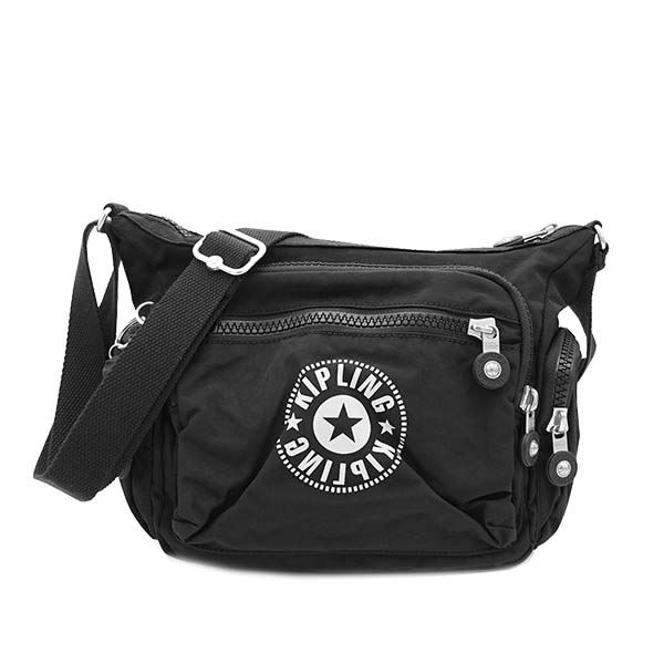 Kipling(キプリング) ナナメガケバッグ KI2632 51T LIVELY BLACK