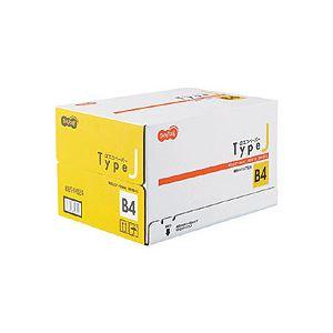 (まとめ)TANOSEE αエコペーパー タイプJB4 1箱(2500枚:500枚×5冊) 【×2セット】