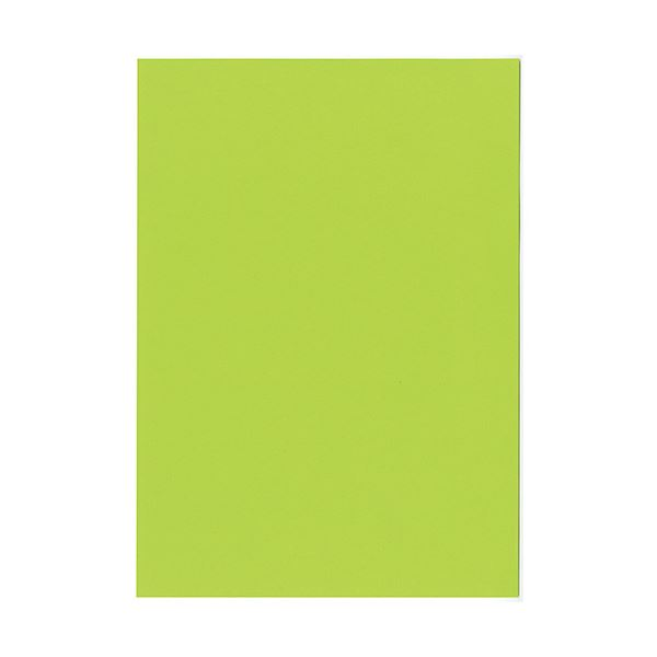 北越コーポレーション 紀州の色上質A3Y目 薄口 みどり 1箱(2000枚:500枚×4冊)