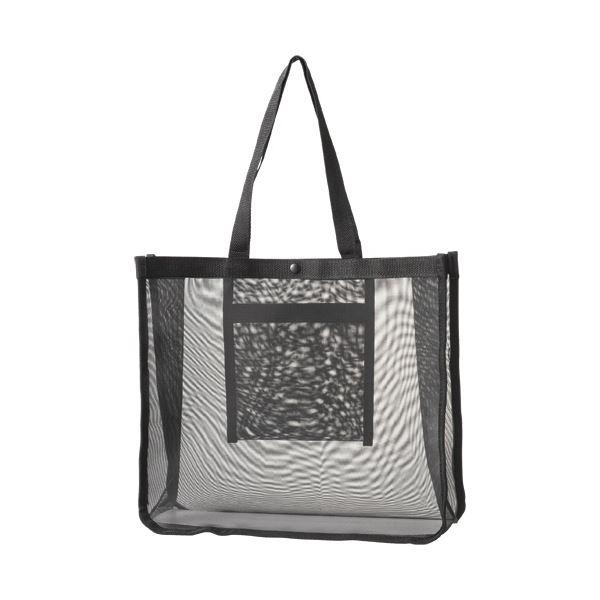 (まとめ)TANOSEE メッシュバッグB4ワイド 黒 黒 1パック(10枚)【×3セット】, ナカニイカワグン:74e71dcb --- officewill.xsrv.jp