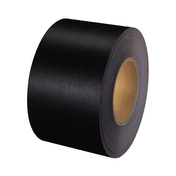 折れや曲がりに強く 色落ちしない 大量の製本に適した50m巻きの業務用 コクヨ 製本テープ 業務用 100mm×50m 1巻 ペーパークロスタイプ 販売実績No.1 安心の定価販売 黒 T-K400ND