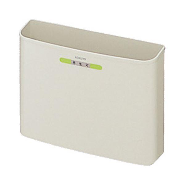 コクヨ リサイクルボックス(デスクサイドタイプ)S 5L ウォームグレー イレ-61NM 1セット(4個)