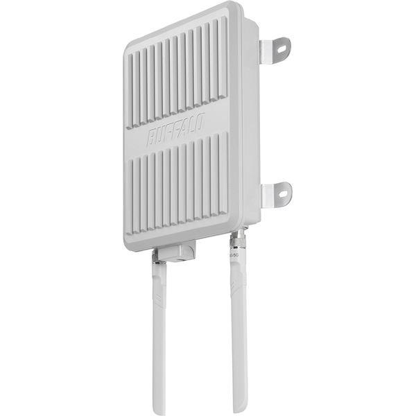 バッファロー 防塵・防水 耐環境性能 法人向け11acデュアルバンド無線LANアクセスポイント