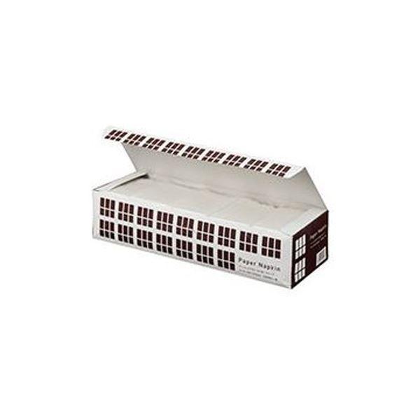 (まとめ)TANOSEE ペーパーナプキン6つ折ウェーブ 1ケース(1000枚)【×20セット】