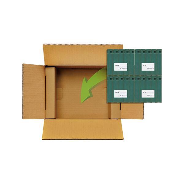 廃棄物を極力少なくする包装仕様 スーパーSALE限定価格 富士フイルム LTO 至上 Ultrium4データカートリッジ エコパック 800GB J FB 800G 1箱 20巻 ECO UL-4 [並行輸入品]
