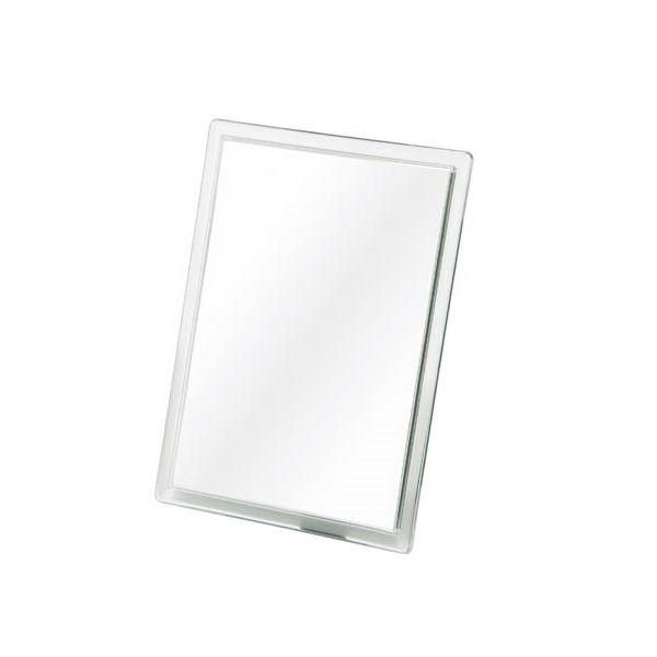 (まとめ)鏡 卓上 スタンドミラー クリア KS-1200 【36個セット】