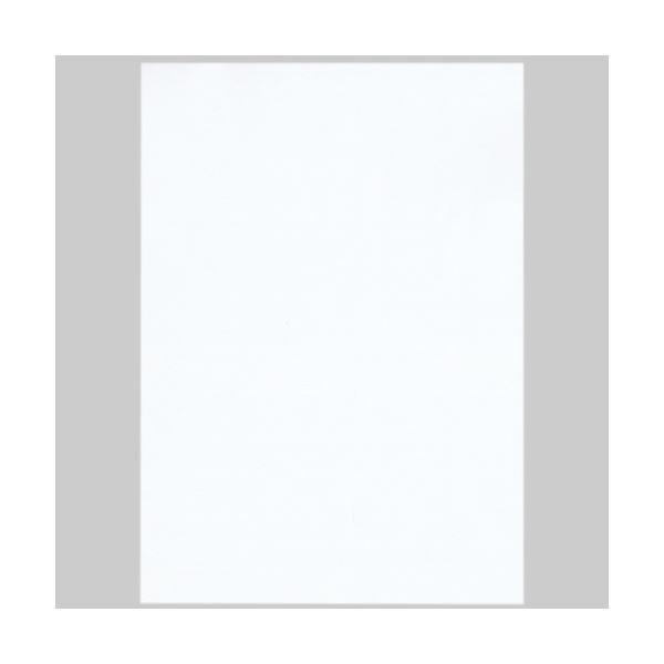 (まとめ) 北越コーポレーション 紀州の色上質A4T目 薄口 白 1冊(500枚) 【×5セット】