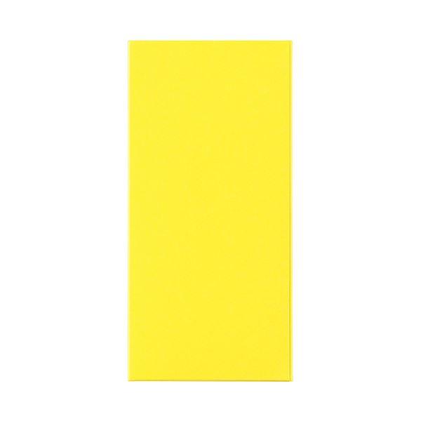 (まとめ) ライオン事務器カラーポケットホルダー(紙製) 3つ折りタイプ(見開きA4判) イエロー PH-63C 1冊 【×50セット】