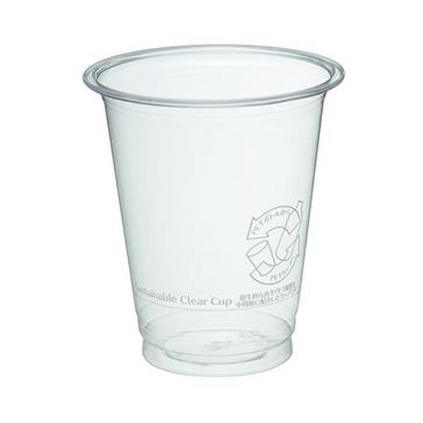 (まとめ)サンナップ サスティナブルクリアーカップ 370ml(12オンス)C92-370SCC 1パック(40個)【×20セット】