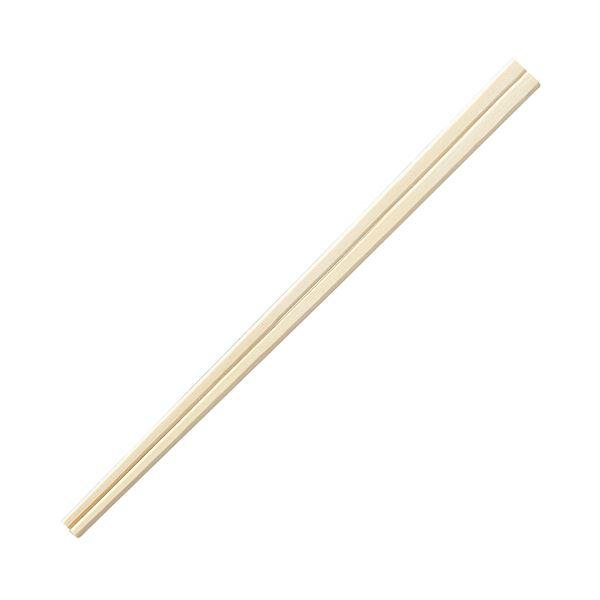 クラフトマン 業務用 白楊元禄8寸裸箸 1箱(5000膳:500膳×10パック)