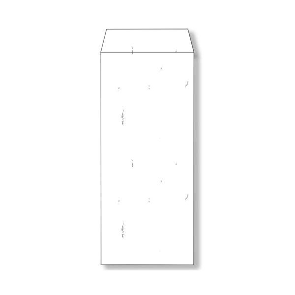 (まとめ) 長門屋商店 和み紙封筒 長4105g/m2 しろ 徳用 ナフ-251 1パック(50枚) 【×5セット】