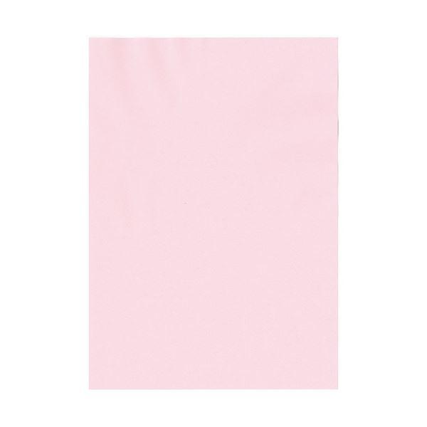 (まとめ)北越コーポレーション 紀州の色上質A3Y目 薄口 コスモス 1冊(500枚)【×3セット】