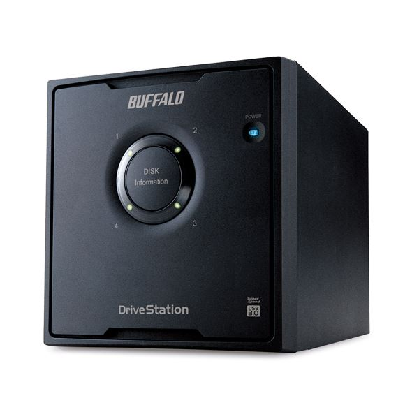公式の店舗 【ポイント10倍 8TB】バッファロー ドライブステーション RAID5対応 RAID5対応 外付けHDD USB3.0用 HD-QL8TU3/R5J 4ドライブ 8TB HD-QL8TU3/R5J 1台, 2021春大特価セール!:a23b08cf --- zlatacz.com