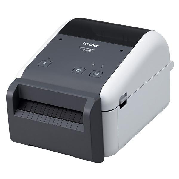 【New Year SALE 限定価格】4インチラベル幅感熱ラベルプリンター/300dpi/USB/RS-232C