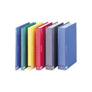 (まとめ) ビュートン クリヤーブック(クリアブック) A4タテ 40ポケット 背幅26mm グリーン BCB-A4-40GN 1冊 【×30セット】