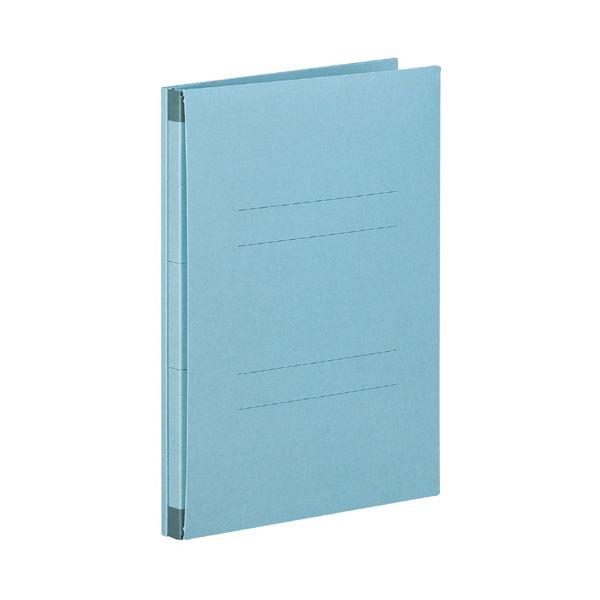 (まとめ) セキセイ のびーるファイル(エスヤード)A5タテ 800枚収容 背幅17~97mm ブルー AE-30FBU 1冊 【×30セット】