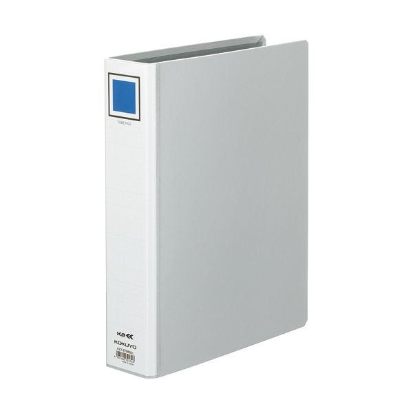 【×30セット】 1冊 コクヨ K2両開きチューブファイルA4タテ 50mmとじ K2フ-ETB650C (まとめ) シルバー