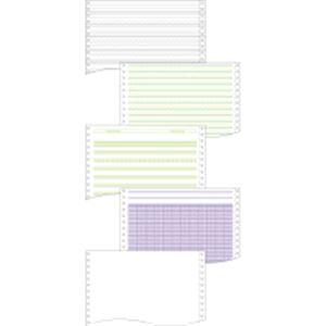 (まとめ)トッパンフォームズ ストックフォーム15×11インチ 1P フォーライン入 1514L1 1箱(2000枚) 【×2セット】