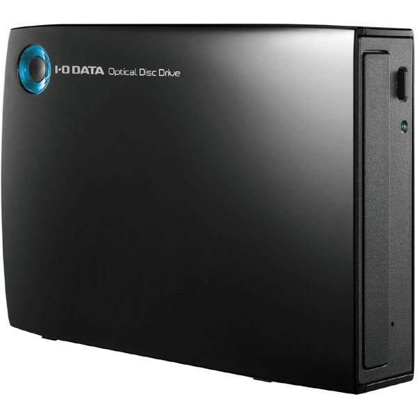 アイ・オー・データ機器 Ultra HD Blu-ray再生対応 外付型ブルーレイドライブ